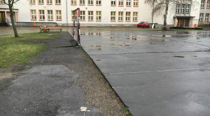 Ardenne-Gymnasium: Schüler wünschen sich einen lebenswerten Schulhof