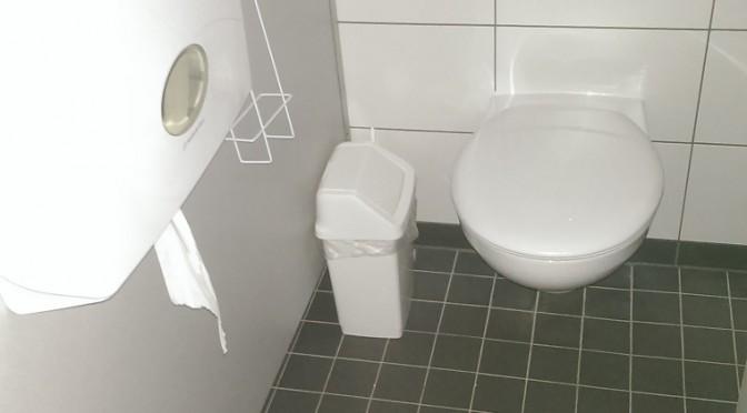 Weil Schüler kämpften: neue Toiletten im Paulsen-Gymnasium
